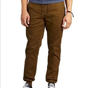 Fairplay Camden Brown Jogger Men's Pants